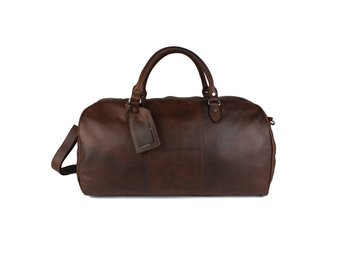The Chesterfield Brand - CF10015-BRU Chesterfield Stor Bag Brun
