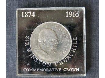 Sir Winston Churchill COMMEMORATIVE CROWN - Göteborg - Sir Winston Churchill COMMEMORATIVE CROWN - Göteborg