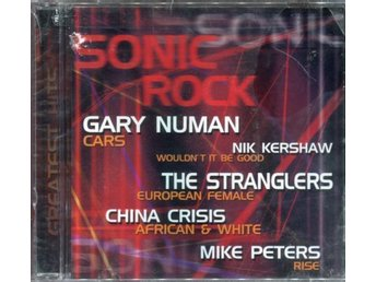 Sonic Rock - 2003 - CD - NEW