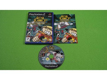 Kids Next Door Operation V.I.D.E.O.G.A.M.E PS2 Playstation 2 - Hägersten - Kids Next Door Operation V.I.D.E.O.G.A.M.E PS2 Playstation 2 - Hägersten