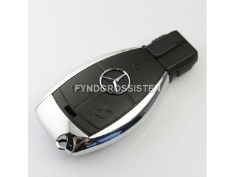 Mercedes Benz Usb Minne Minneskort 8gb Mercedes Nyckel Design Fri Frakt Ny