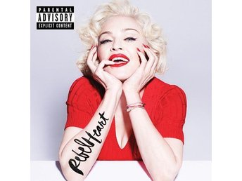 CD MADONNA REBEL HEART (2014)