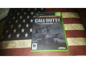 Call Of Duty 2 - Big Red One (Collector's Edition) (Svår)