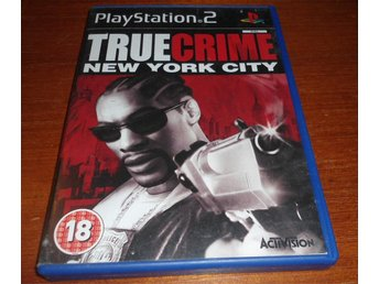 True Crime New York City - PS2 / Playstation 2