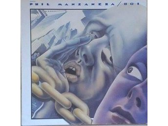 Phil Manzanera / 801 title* Listen Now* Scandinavia LP