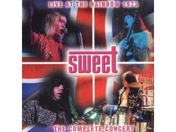 SWEET ' Live At The Rainbow 1973' 1999 EU CD - Bröndby - SWEET ' Live At The Rainbow 1973' 1999 EU CD - Bröndby