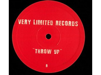 VERY LIMITED RECORDS - THROW UP