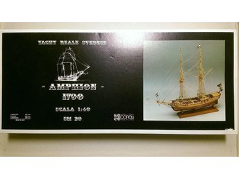Corel SM20 Amphion i skala 1/40