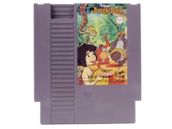 The Jungle Book - Nintendo NES - PAL (EU)