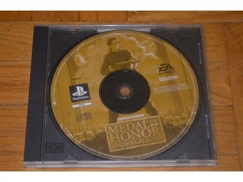 Medal Of Honor - Underground - Playstation PS1