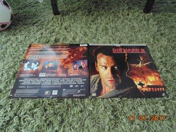 Die Hard 2 Die Harder - THX AC-3 - Widescreen laserdisc - 2st Laserdisc - Säffle - Die Hard 2 Die Harder - THX AC-3 - Widescreen laserdisc - 2st Laserdisc - Säffle