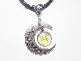 Pokemon Pikachu Halsband / Necklace