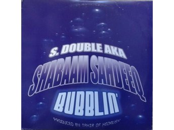 "Shabaam Sahdeeq title* Bubblin'* Hip-Hop 12""  US"