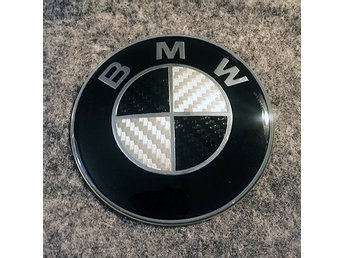 BMW Emblem carbon 74mm