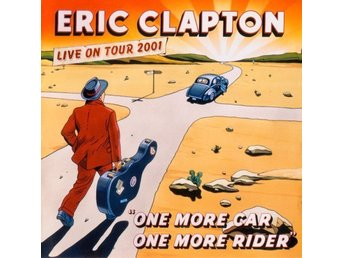 Javascript är inaktiverat. - Ekerö - Eric Clapton - One More Car, One More Rider (2002) 2-CD, Reprise Records 9362-48374-2, New and factory sealed. Classic Rock/Blues Rock. - Ekerö