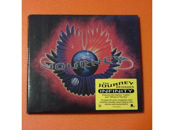 Journey - Infinity - Digipack