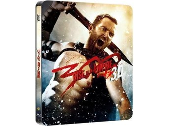 300 Rise of an Empire 3D - Limited Edition Steelbook Blu-ray