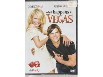 What Happens in Vegas (Cameron Diaz) 2008 - DVD NY