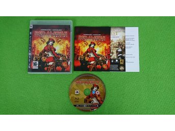 Command Conquer Red Alert 3 Ultimate Edition Ps3 Playstation 3