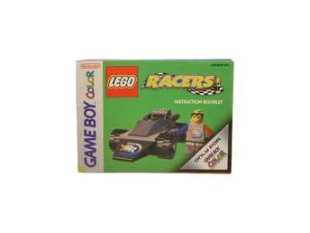 Lego Racers (Manual GBC SCN)
