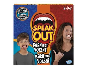 Speak Out Kids vs. Parents DK/NO