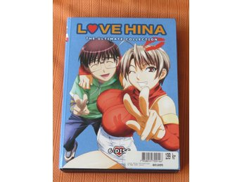Love Hina The Ultimate Collection Komplett 6st DVD