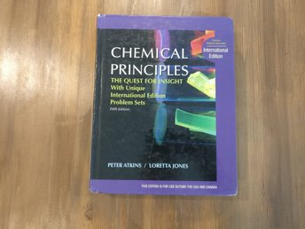 Chemical Principles (Fifth Edition)