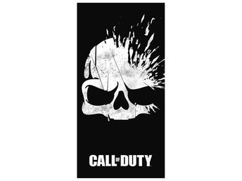 Call of Duty Broken Skull Handduk Badlakan 100% Bomull