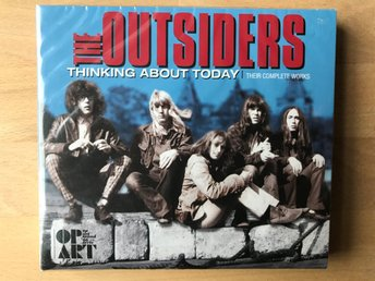PROGG Rock från Holland - OUTSIDERS - CD