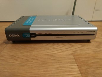D-Link DI-824VUP+ router/switch