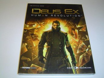 Deus EX Human Revolution guide till PS3 Xbox 360 & PC *NYTT*