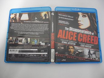 The Disappearance of Alice Creed -  Blu-ray