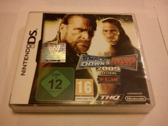 NDS: WWF Smackdown Vs. Raw 2009 Featuring ECW