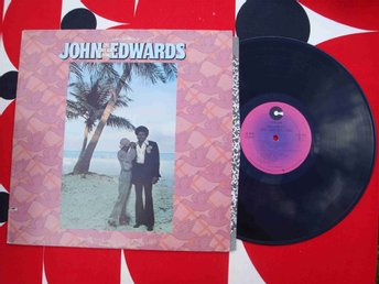JOHN EDWARDS - LIFE, LOVE AND LIVING 1976 LP