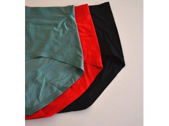 3 par sygga trosor underkläder Super Stretch M-XL - Gö - 3 par sygga trosor underkläder Super Stretch M-XL - Gö
