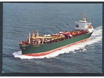 MS Falstaff kort med fartygs samt Paquebot-stämplar 1980 - Lenhovda - MS Falstaff kort med fartygs samt Paquebot-stämplar 1980 - Lenhovda