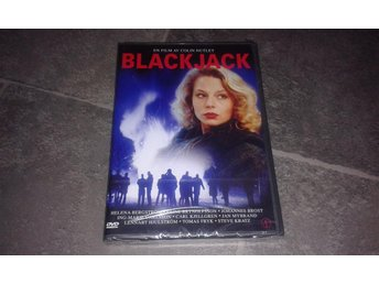 Black Jack (Inplastad) DVD Helena Bergström - Kumla - Black Jack (Inplastad) DVD Helena Bergström - Kumla