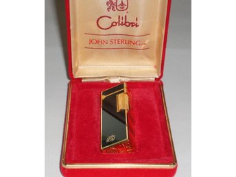 Colibri rollagas - John Sterling - Gold Plated.