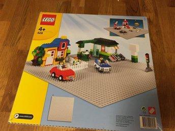 NY LEGO PLATTA XL 39*39 cm - Norrbotten - NY LEGO PLATTA XL 39*39 cm - Norrbotten