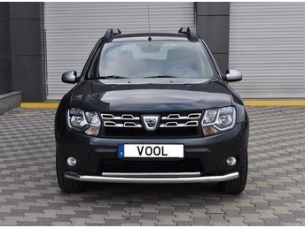 VOOL LOWBAR frontbåge - Dacia Duster 2010-