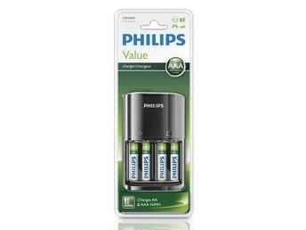 Philips MultiLife Batteriladdare AAA - Malmö - Philips MultiLife Batteriladdare AAA - Malmö