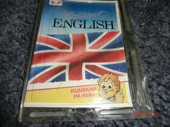 AMIGA programvara, Brilliant English. Vintage