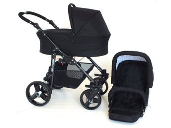 Fabriksny  Eurobaby 2017 m nya sittdelen  Duo Barnvagn  Soul 2-in-One, 3-in-One