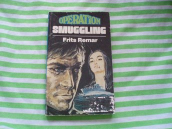 Frits Remar - Operation Smuggling /nr 1