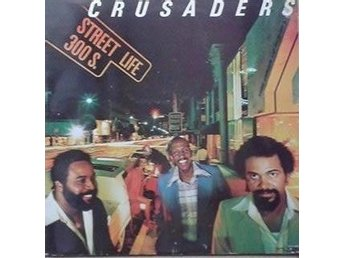 Crusaders title*  Street Life* Jazz, Funk / Soul LP Scandinavia