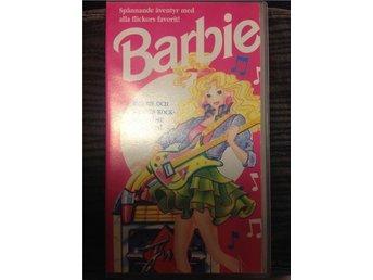 BARBIE VHS BARBIE OCH HENNES ROCKBAND THE ROCKERS - Järfälla - BARBIE VHS BARBIE OCH HENNES ROCKBAND THE ROCKERS - Järfälla