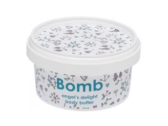 Bomb Cosmetics Body Butter Angels Delight 210ml