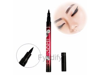 Waterproof Liquid Eyeliner Pen Black