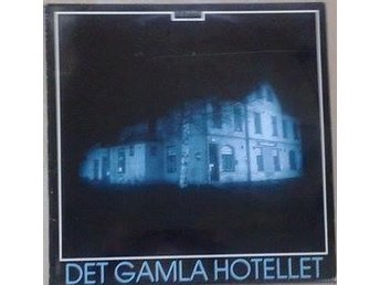 Various title* Det Gamla Hotellet* Rock LP Comp. Swe