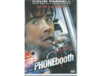 PHONE BOOTH - COLIN FARRELL  (SVENSKT TEXT )